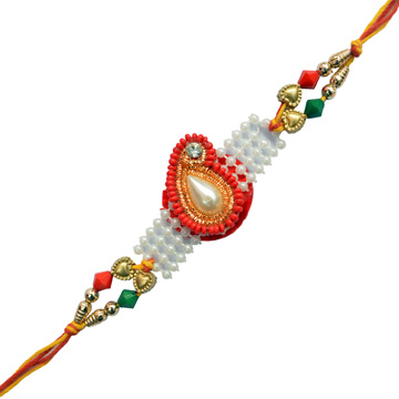 Designer Rakhi-Excellent Design Younger Brother Rakhi Send Online,Send Rakhi online,send rakhi,online send rakhi,rakhi to india,send rakhi to india,rakhi shop india