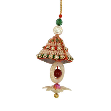 -Regular Flower Lumba Rakhi,Send Rakhi online,send rakhi,online send rakhi,rakhi to india,send rakhi to india,rakhi shop india