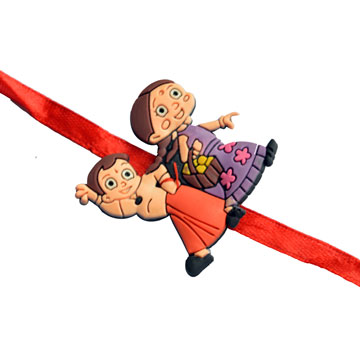 -Chutki Chota Bheem Rakhi,Send Rakhi online,send rakhi,online send rakhi,rakhi to india,send rakhi to india,rakhi shop india