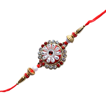 Designer Rakhi-Sparking Flower designer Rakhi ,Send Rakhi online,send rakhi,online send rakhi,rakhi to india,send rakhi to india,rakhi shop india
