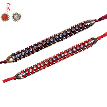 -Rakhi for Brother Rakhi Online - Set of two Rakhi,Send Rakhi online,send rakhi,online send rakhi,rakhi to india,send rakhi to india,rakhi shop india