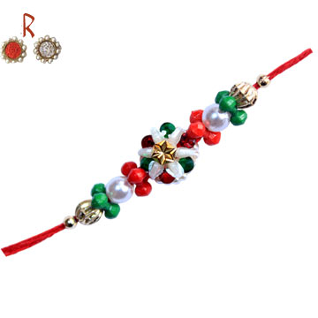 -Buy Multi Color Designer Rakhi Thread For Canada India Australia Usa Singapore Dubai UK Anywhere,Send Rakhi online,send rakhi,online send rakhi,rakhi to india,send rakhi to india,rakhi shop india