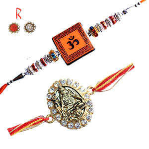 -Om Shiv Designer Rakhi  delivery in India, Usa ,Canada ,Australia,Send Rakhi online,send rakhi,online send rakhi,rakhi to india,send rakhi to india,rakhi shop india