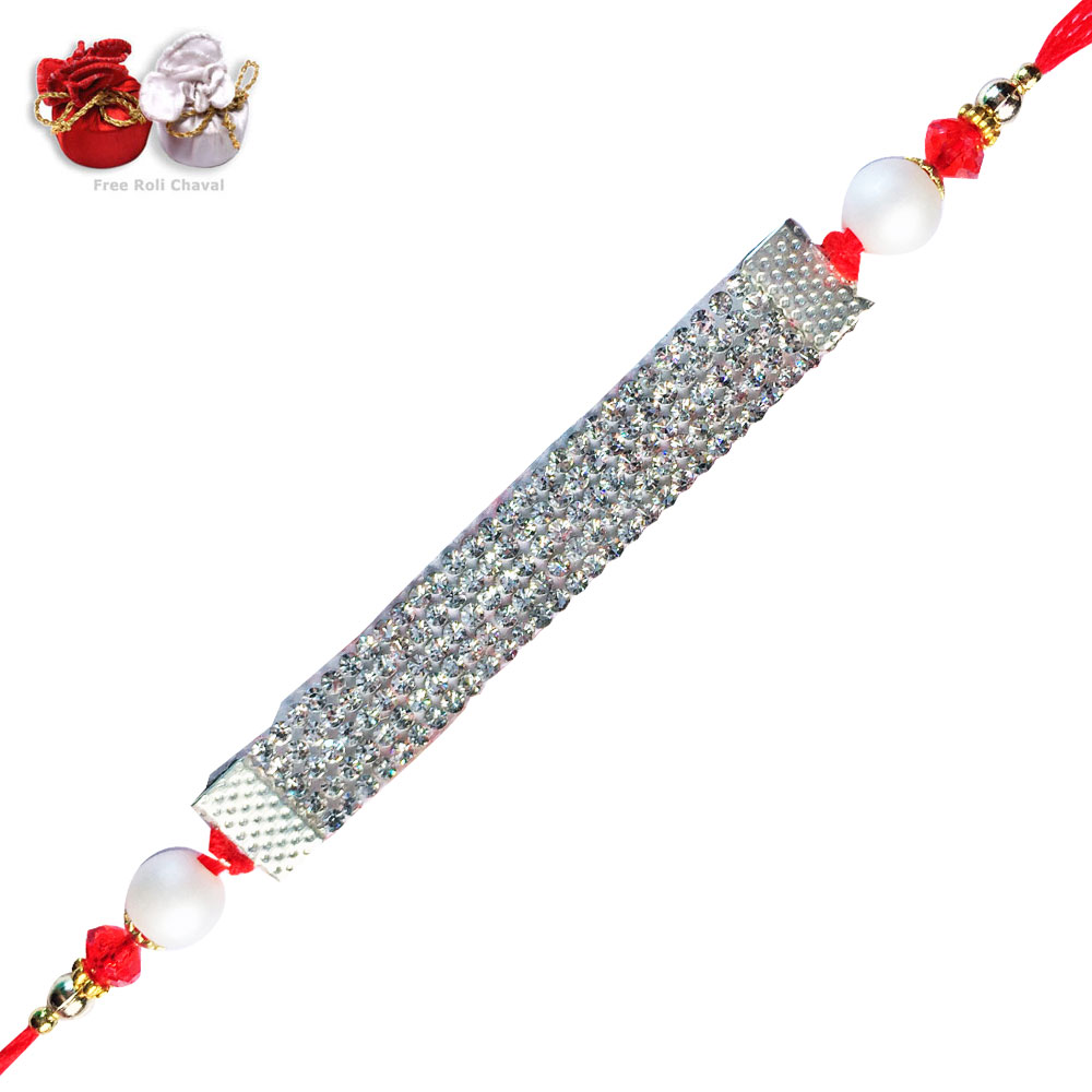 -Sparking Rakhi Wrist Band Student Rakhi,Send Rakhi online,send rakhi,online send rakhi,rakhi to india,send rakhi to india,rakhi shop india