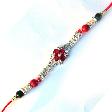 -Stylish design Rich Diamond Rakhi,Send Rakhi online,send rakhi,online send rakhi,rakhi to india,send rakhi to india,rakhi shop india