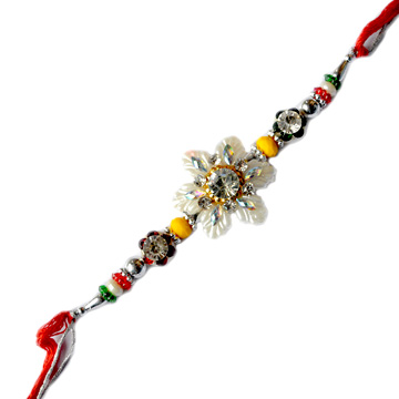 -Diligent Floworal Bhai Rakhi,Send Rakhi online,send rakhi,online send rakhi,rakhi to india,send rakhi to india,rakhi shop india